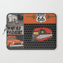 Route 66 Classic Living Laptop Sleeve