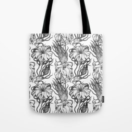 Tillandsia Tile Tote Bag