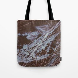 autumn breathes with winter Tote Bag