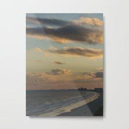 NMB Sunset Metal Print