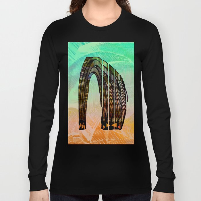 Elephant I Long Sleeve T-shirt
