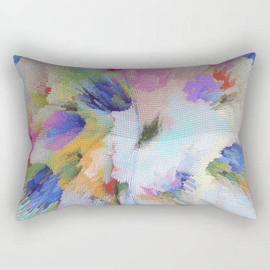 Abstract pattern 54 Rectangular Pillow