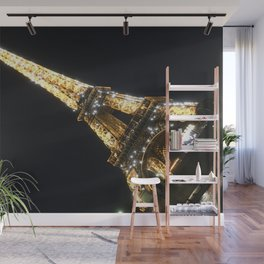 Paris, France - Eiffel Tower Wall Mural