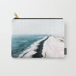 Pink Sand #society6 #decor #buyart Carry-All Pouch