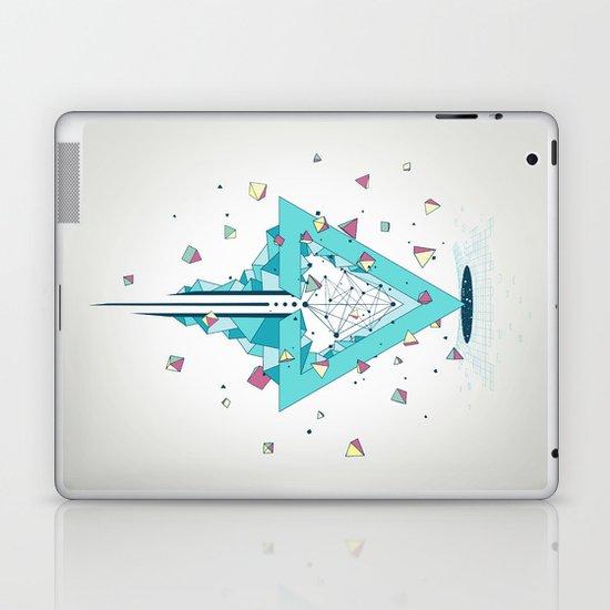 Dimethyltryptamine Laptop & iPad Skin
