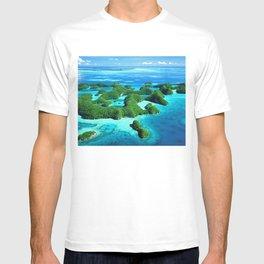 Palau Island Paradise T-shirt