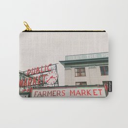 Pikes Place- Seattle Carry-All Pouch