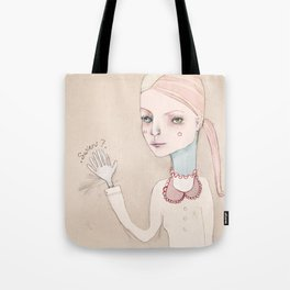 The High Five Seven Tote Bag