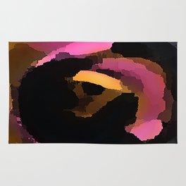 Digital Abstraction 019 Rug
