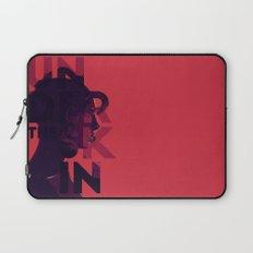 Under the skin - alternative movie poster Laptop Sleeve
