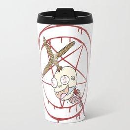 Evil Baby Travel Mug