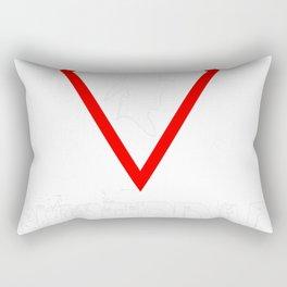 FIREFIGHTER SUPERDAD Rectangular Pillow