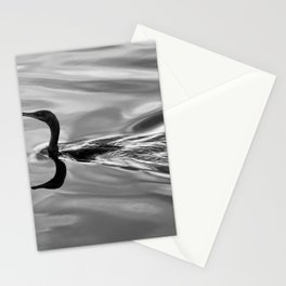 Out for a Swim Stationery Cards