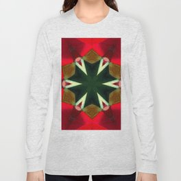 Red Light In My Eyes Long Sleeve T-shirt