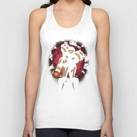 metroid Tank Tops featuring Metroid by Casa del Kables