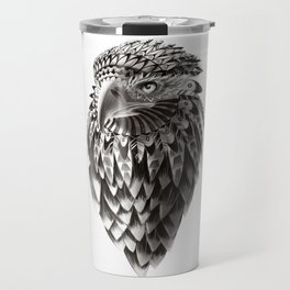 eagle shaman Travel Mug