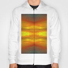 Fire in the sky Hoody