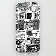 Music Boxes Slim Case iPhone 6s