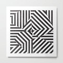 Dazzle 03. Metal Print