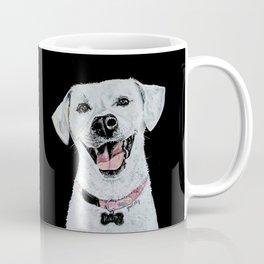 Smiling Dog Coffee Mug