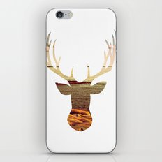 deer lake iPhone & iPod Skin