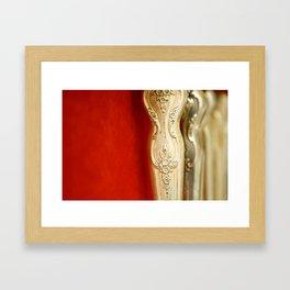 Inherit Framed Art Print