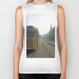 And Time Stood Still Biker Tank