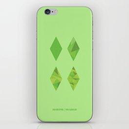 Simulation 1-4 iPhone Skin