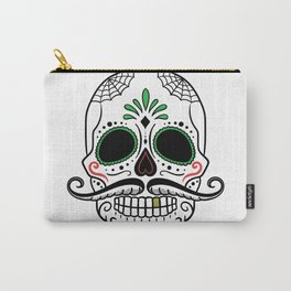 Day Dead Sugar Skull Carry-All Pouch