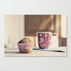 Sweet moment Canvas Print