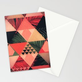 Abstract Art | Living Coral 1.0 Stationery Cards