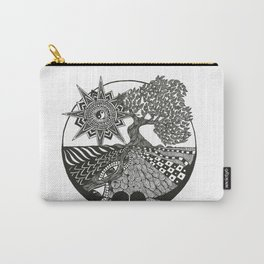 SACRED TREE Carry-All Pouch