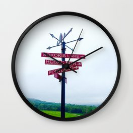 Limerick Wall Clock