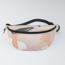 Morning Wine Fanny Pack