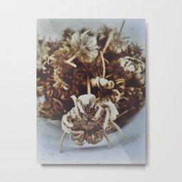 Keep on seeding Metal Print
