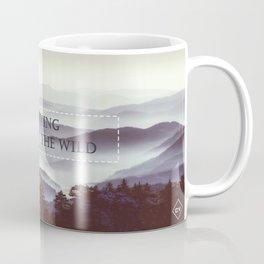 Upcoming Trip Into The Wild Coffee Mug