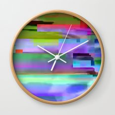 scrmbmosh250x4a Wall Clock