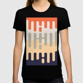 Paint dripping background #society6 #decor #buyart #artprint T-shirt