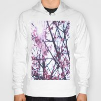 blossom Hoodies featuring Blossom by Brit