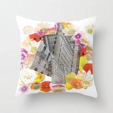 Ruban  Throw Pillow