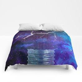 Broken Light Comforters