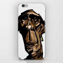 Hello Babe! iPhone Skin