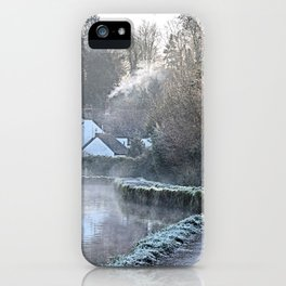 Causeway To The Chequers iPhone Case