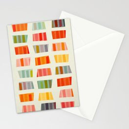 BEACH TOWELS Stationery Cards