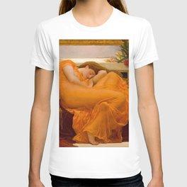 Flaming June T-shirt