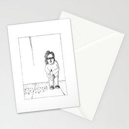 Glitter Litter Stationery Cards