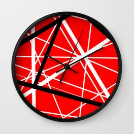 Awesome Hard Rock Pattern Wall Clock
