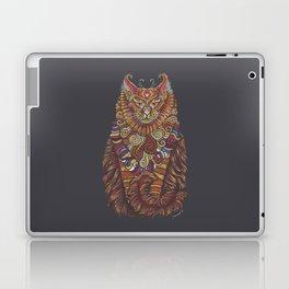 Maine Coon Cat Totem Laptop & iPad Skin