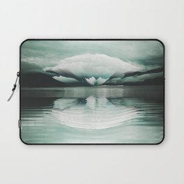 Valley of Bursting Clouds Laptop Sleeve