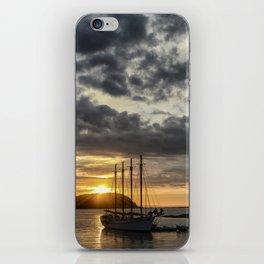 Sunrise Bar Harbor Maine iPhone Skin